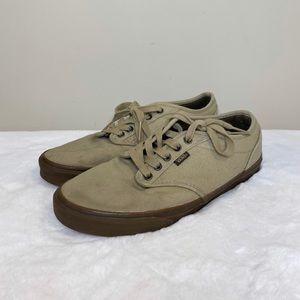 Vans Men's Tan/Brown Sneaker Shoes